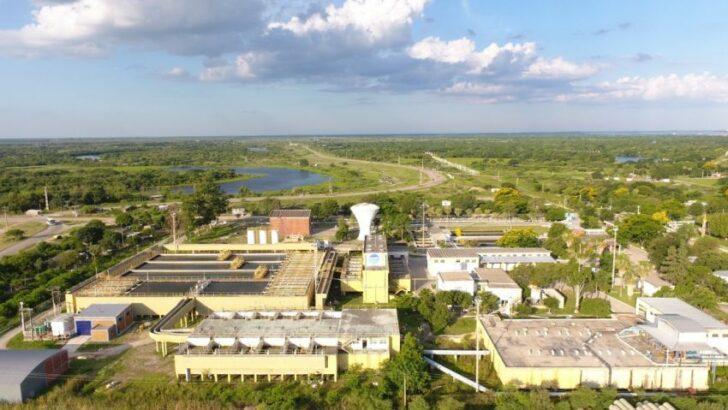 Sameep ejecuta trabajos para mejorar el abastecimiento de agua potable en el gran resistencia
