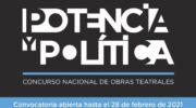 Concurso nacional de obras teatrales