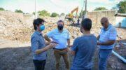 Construyen viviendas para 203 familias en los barrios Toba, El Timbó y chacra 24