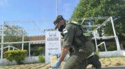 Corrientes: secuestran más de 203 kilos de marihuana en auto abandonado