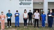Covid 19 en Chaco: ya se alcanzó las 8 mil dosis en 66 localidades