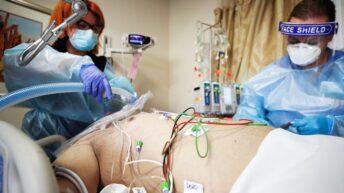 Covid 19 en el mundo: EEUU supera por primera vez los 4.000 muertos en un día