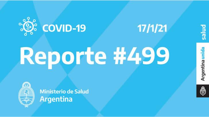 Covid 19 en el país: murieron 112 personas y 7.264 fueron diagnosticadas