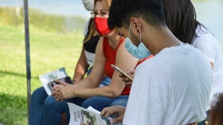 """Educación sexual: """"Esi va al barrio"""" en Puerto Tirol y Puerto Vilelas"""
