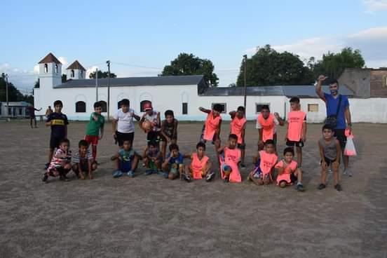 El municipio de Barranqueras agasajó a los jóvenes que participaron de las actividades deportivas 2020