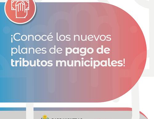 El Municipio de Barranqueras brinda importantes facilidades de pago para tributos atrasados, y bonificación por pago adelantado. 1