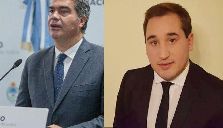 Este viernes asume Santiago Pons, el nuevo superministro de Capitanich