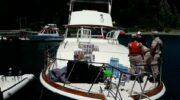 Fiesta clandestina: Prefectura secuestró una embarcación en Bariloche