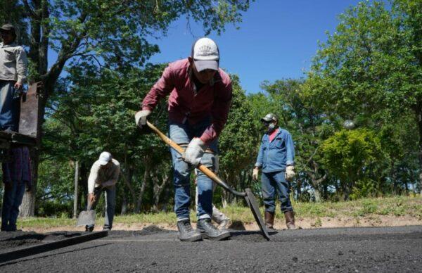 General Vedia: Chaco avanza con el plan de federalización de obras 1
