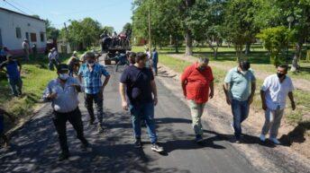 General Vedia: Chaco avanza con el plan de federalización de obras