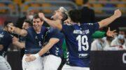 Los Gladiadores hicieron historia en el Mundial de Egipto al vencer a Croacia