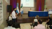 Lotería Chaqueña acompañó la presentación del proyecto de la Casa del Chaco en Buenos Aires