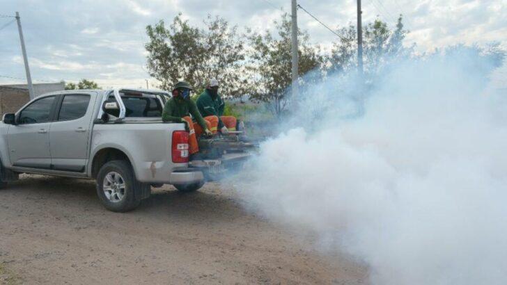 Lucha contra el dengue: el Municipio de Resistencia continúa enfrentado al mosquito transmisor en la zona oeste