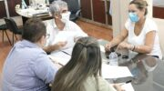 Magda Ayala firmó importante convenio con Vialidad Provincial
