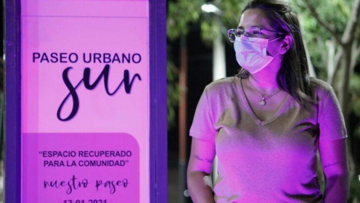"""Magda Ayala: """"estamos concretando políticas públicas que cambien el destino de Barranqueras"""""""