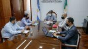 Makallé y Roca: Capitanich trazó con los intendentes las obras prioritarias para 2021