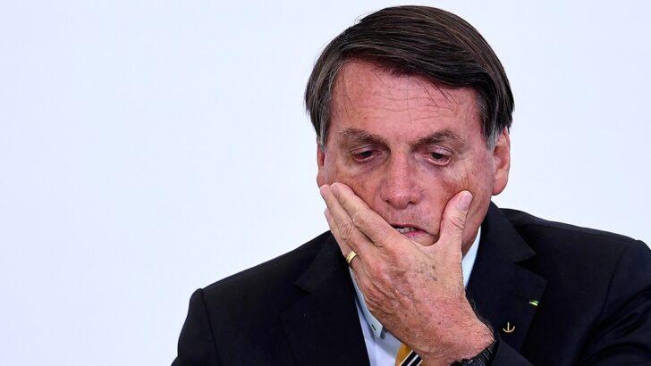 No tiene carozo: «Brasil está quebrado y no puedo hacer nada», dice Bolsonaro