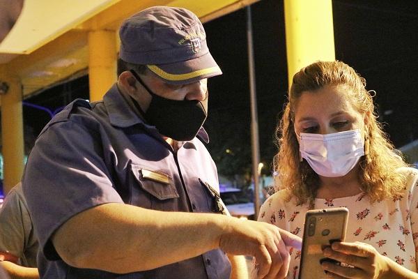 Barranqueras: el Municipio sorprendió con un fuerte operativo de control vehicular