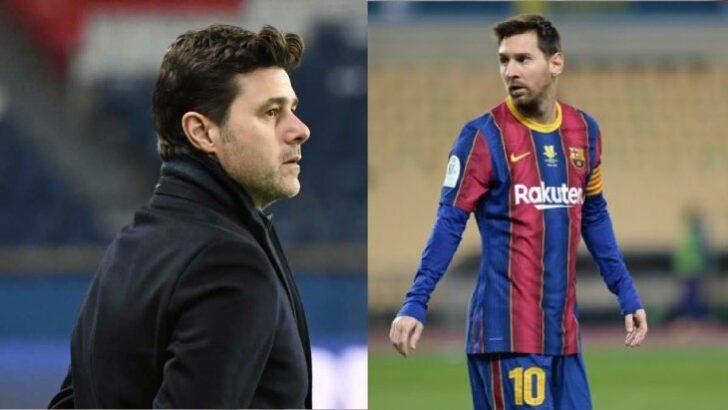 Pochettino no pierde las espereanzas de fichar a Messi