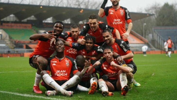 PSG cayó ante Lorient y perdió la punta del campeonato