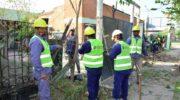 Resistencia Abierta: arrancaron las obras de refacción integral en el CCM 13 de Diciembre