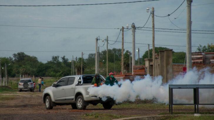"""Resistencia concluyó la primera etapa del programa """"Chau Mosquito"""" con intervención en toda la ciudad"""