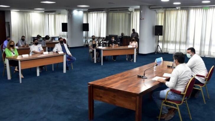Reunión regional de Anses: Capitanich llamó a fortalecer la seguridad social en el norte argentino