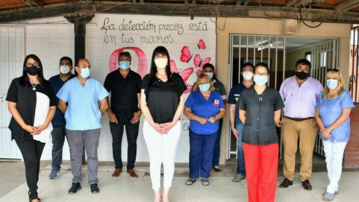 Sputnik V en Chaco: Benítez acompañó la vacunación en Sáenz Peña, destacando la labor de los trabajadores