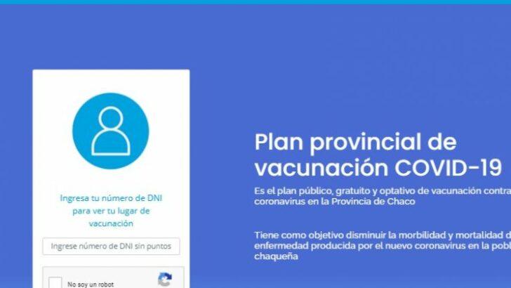 Tu gobierno digital brindará herramienta para otorgar turnos web de vacunación contra el Covid-19