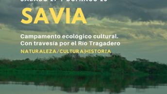 Campamento ecológico y cultural con travesía por el Río Tragadero
