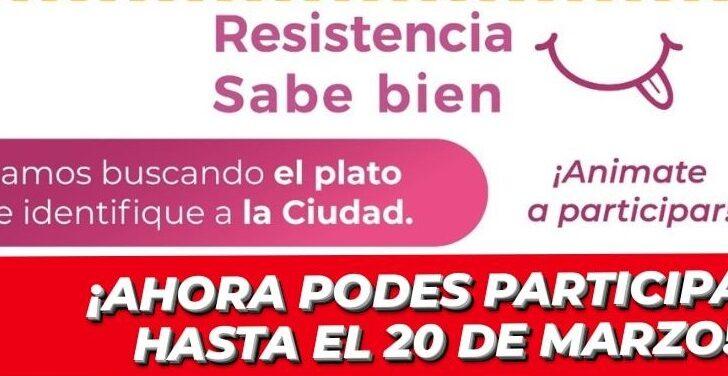 Concurso gastronómico: se extiende el plazo de inscripción para participar del certamen «Resistencia sabe bien»
