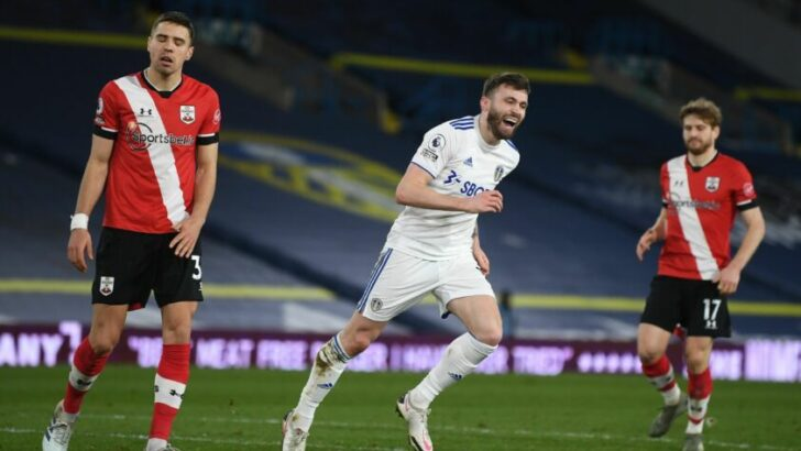 Leeds se recuperó ante Southampton