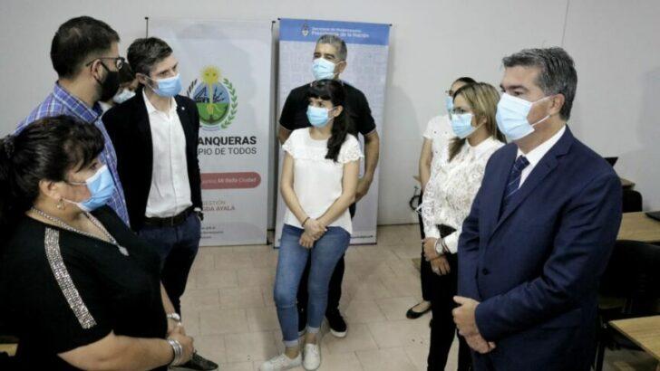 """Magda Ayala: """"El informatorio en Barranqueras es la oportunidad clave de ser semillero de profesionales competitivos en programación"""""""
