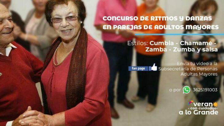 Promueven espacios de participación y concienciación para adultos mayores