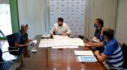 Sáenz Peña: Lotería Chaqueña proyecta obras para el Club Sportivo