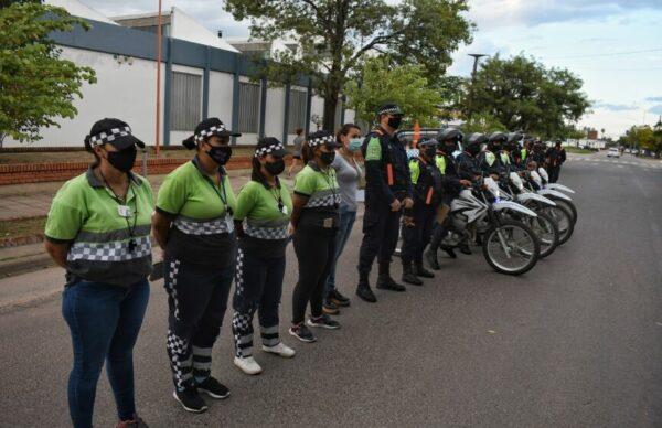 Sáenz Peña: se inicio el primer dispositivo de control vehicular y de tránsito articulados entre provincia y municipio 1
