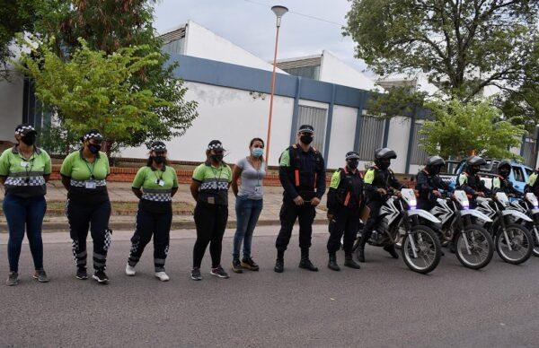 Sáenz Peña: se inicio el primer dispositivo de control vehicular y de tránsito articulados entre provincia y municipio 3