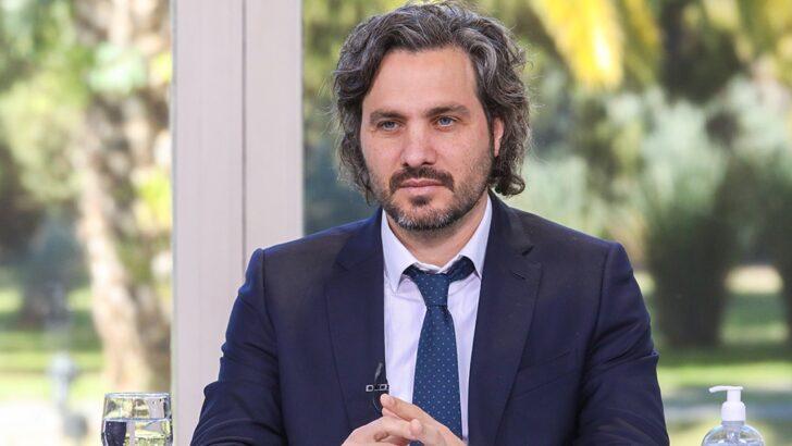 Santiago Cafiero: «No existe una sociedad que se realice sólo desde el Estado, pero tampoco una que se realice sólo desde el mercado»