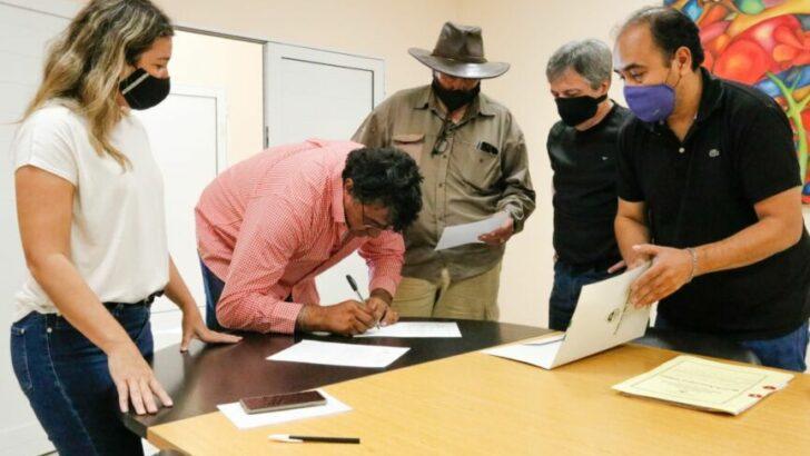 Avanzan en el ordenamiento y regulación territorial de Pampa del Infierno, Taco Pozo, Los Frentones y Río Muerto