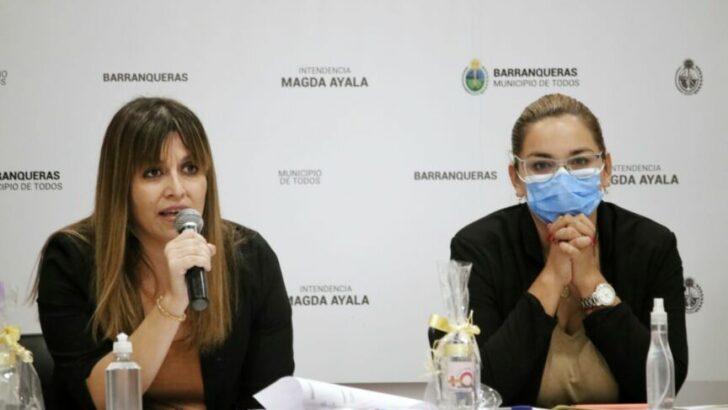 Barranqueras: el municipio presentó la mesa consultiva de género y diversidad