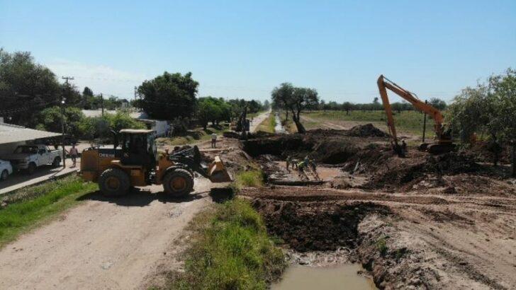 Juan José Castelli: Vialidad Provincial ejecutó la pavimentación de diez cuadras