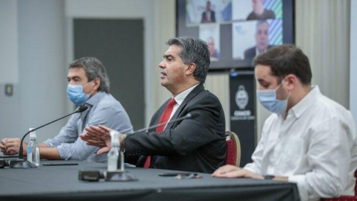 Chaco busca financiamiento internacional para el proyecto de seguridad ciudadana