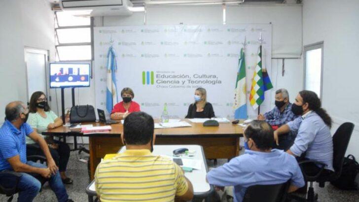 Con el tratamiento de tres proyectos, sesionó el Consejo de Educación