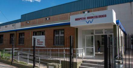 En Sáenz Peña, constataron la obra del Hospital Odontológico, próxima a inaugurarse