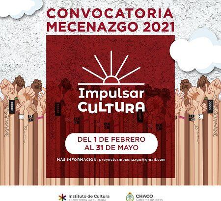 Impulsar Cultura: Invitan a sumar proyectos a la convocatoria 2021