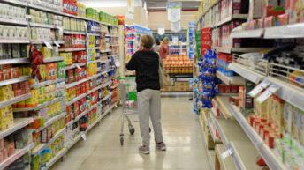 Inflación: el índice de precios al consumidor subió 4,8% en marzo