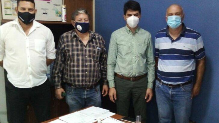 Sáenz Peña: Sameep coordina tareas para optimizar el servicio de agua y cloacas