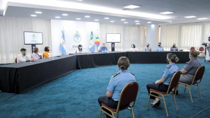 Se presentó el programa de políticas de seguridad con perspectiva de género