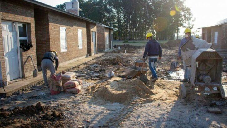 Viviendas: se aprobó un paquete de 1128 unidades habitacionales para 5 localidades