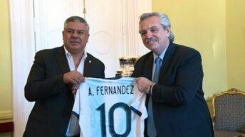Alberto Fernández: «Yo no quiero frustrar la Copa América, pero quiero analizar y que seamos muy sensatos»
